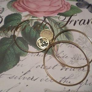 Bellezza Jewelry - Italian Lira Coin Bracelet